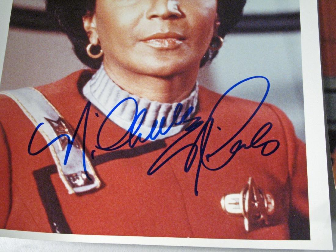 Star Trek Autographs William Shatner Lot - 2