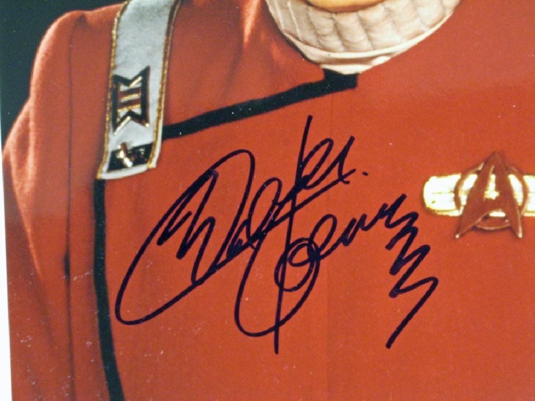 Star Trek Autographs William Shatner Lot - 4