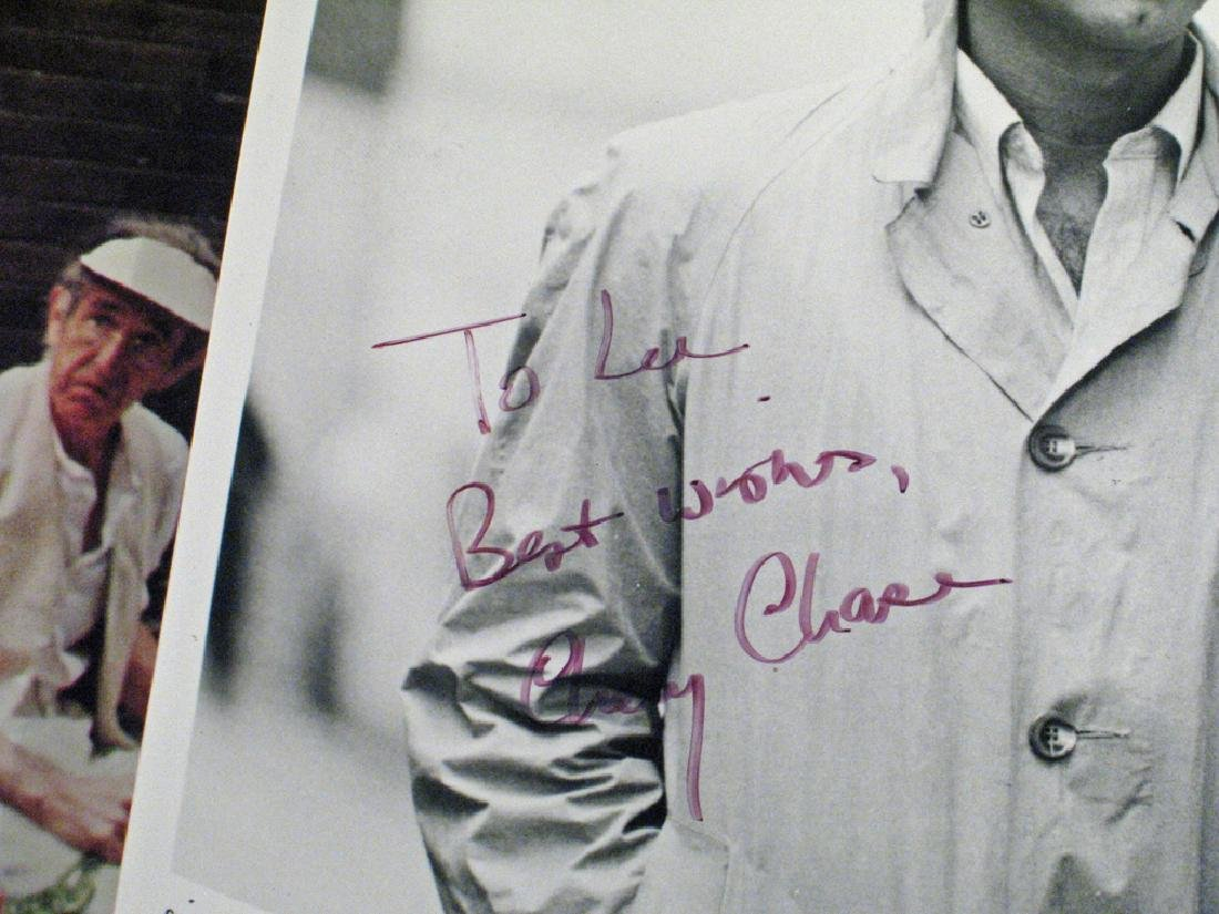 Chevy Chase Lot Autographs - 3