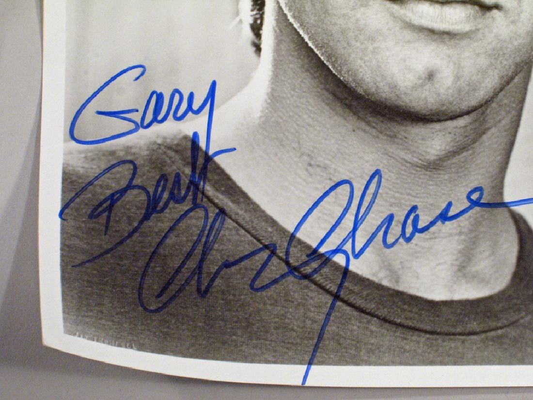 Chevy Chase Lot Autographs - 4