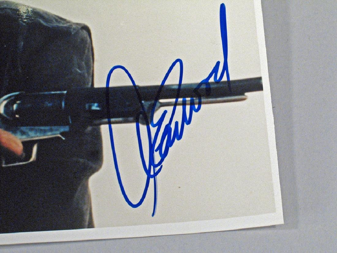 Clint Eastwood Outlaw Josie Wales Autograph - 2