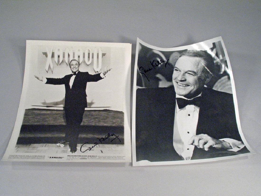 Gene Kelly Glossy Photo Xanadu Movie  Autograph Lot