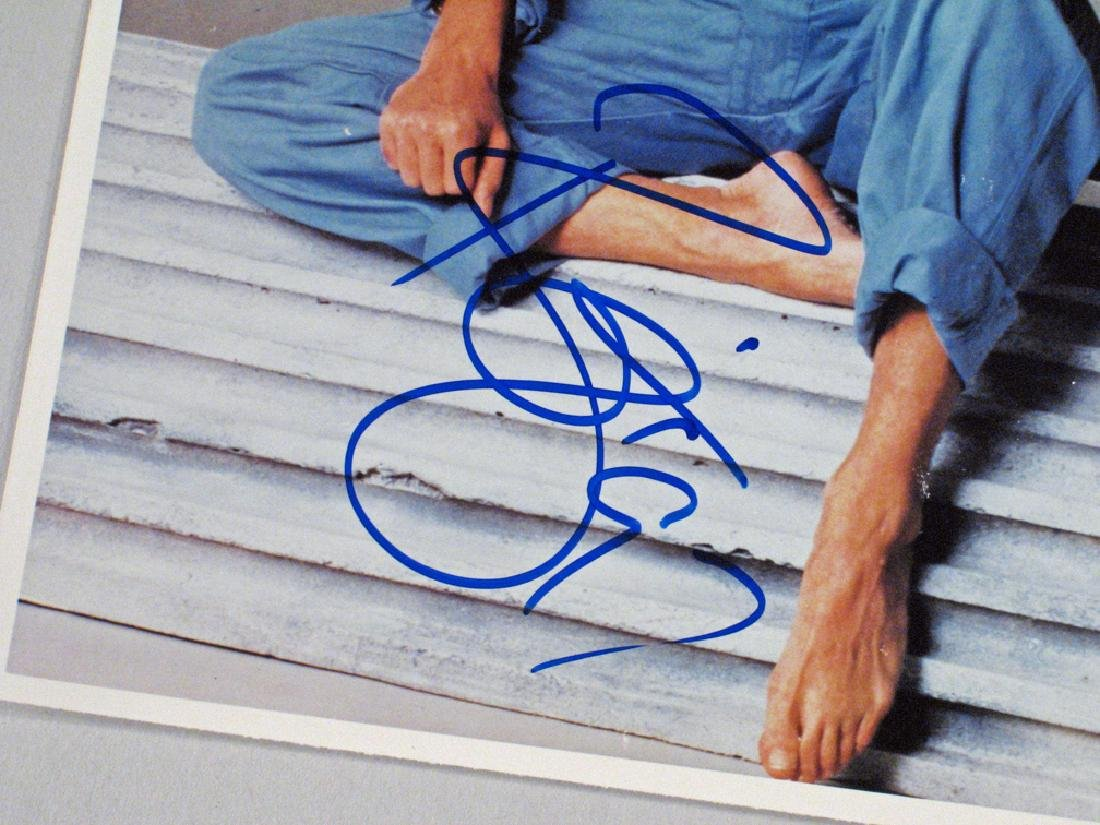 David Bowie Autograph Color 1990's - 2