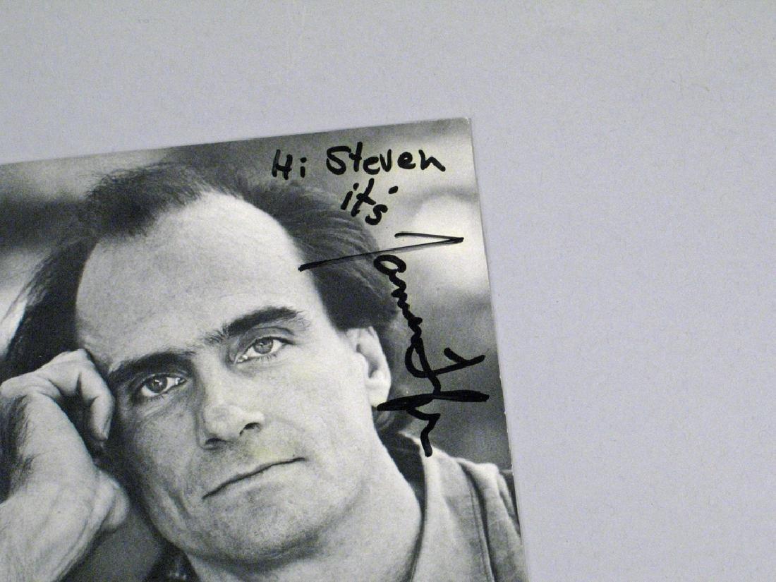 James Taylor Autograph - 2