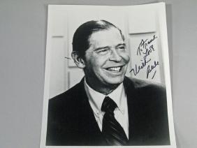 Milton Berle Autograph