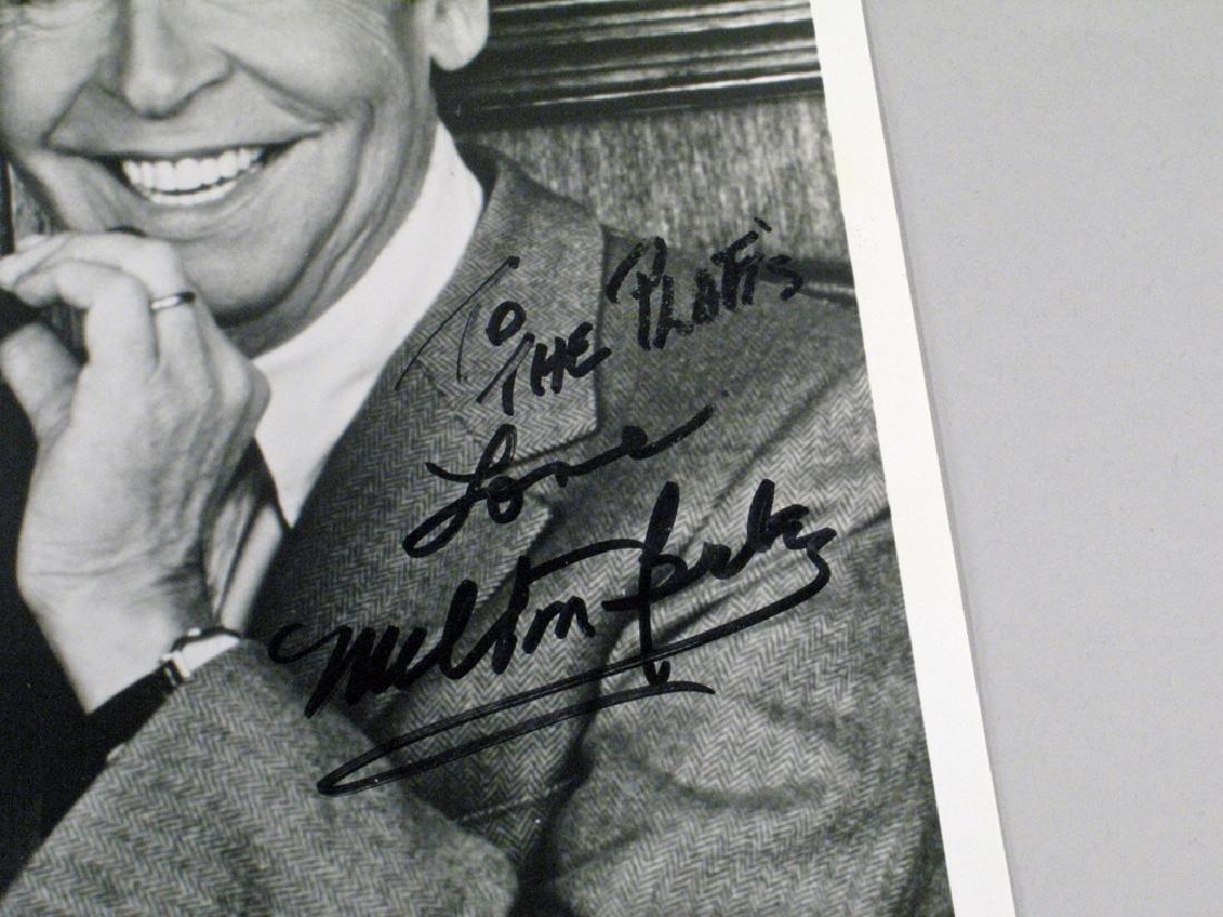 Milton Berle Autograph Glossy