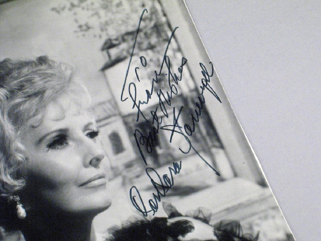 Barbara Stanwick Autograph Lot - 3