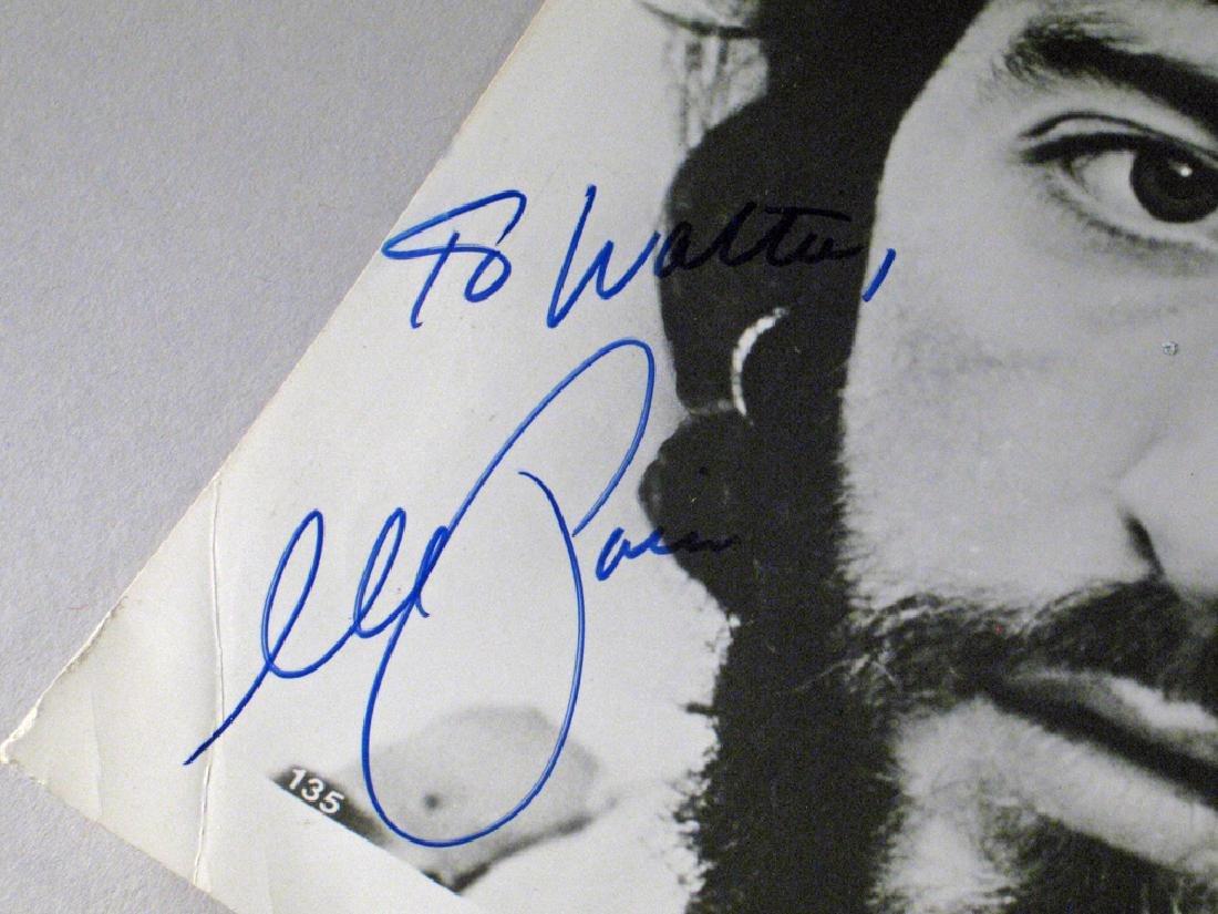 Al Pacino Autograph Lot - 2