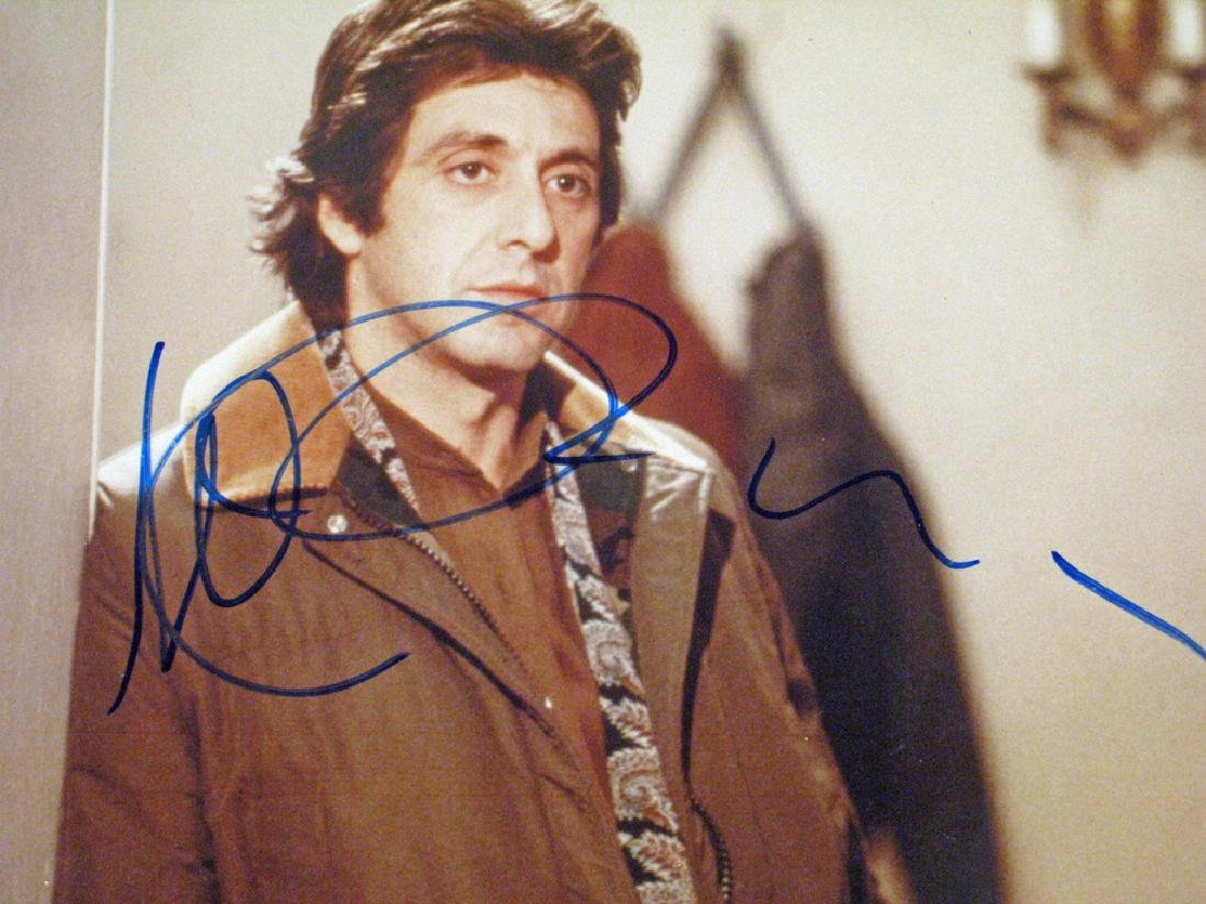 Al Pacino Autograph Lot - 4