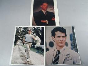Tom Hanks Autograph Forrest Gump Lot