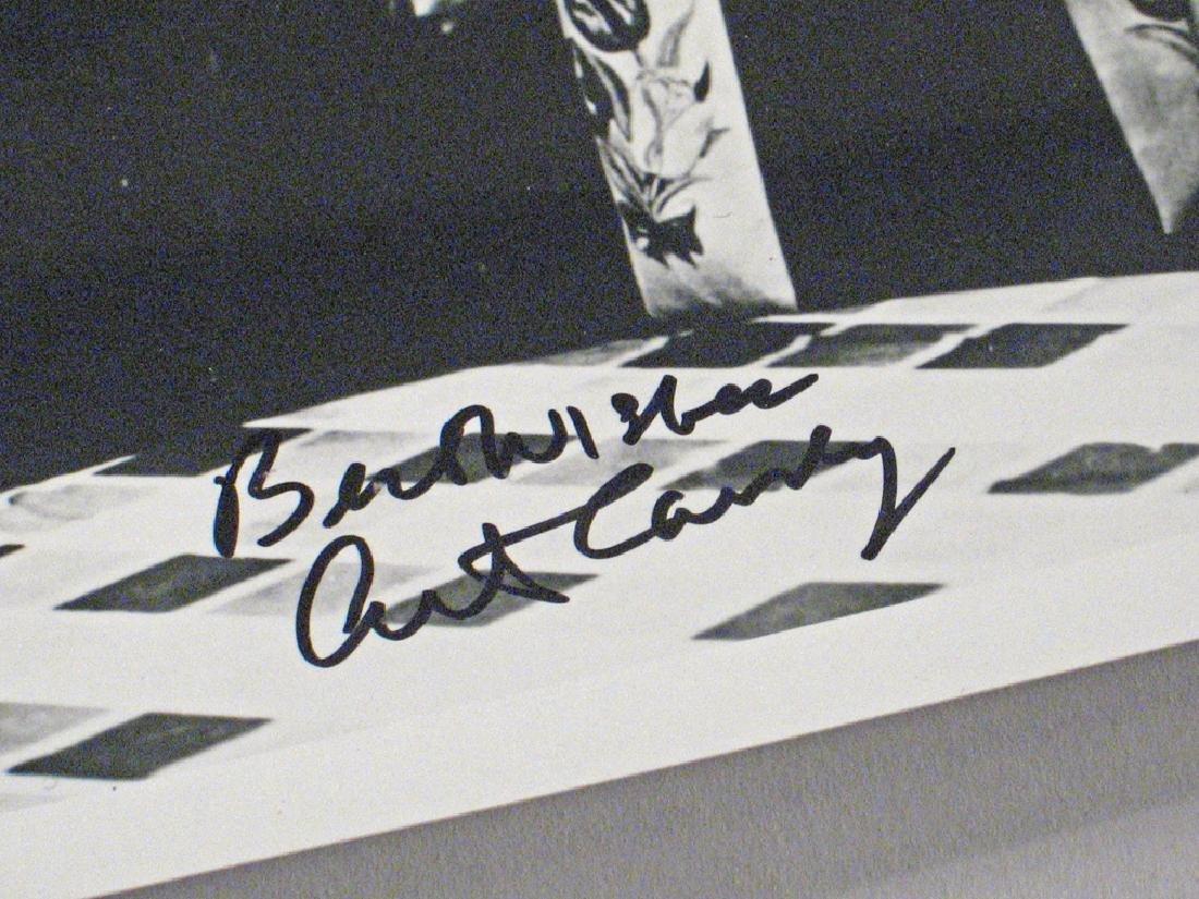 Honeymooners Art Carny, Audrey  Meadows Autographs - 4