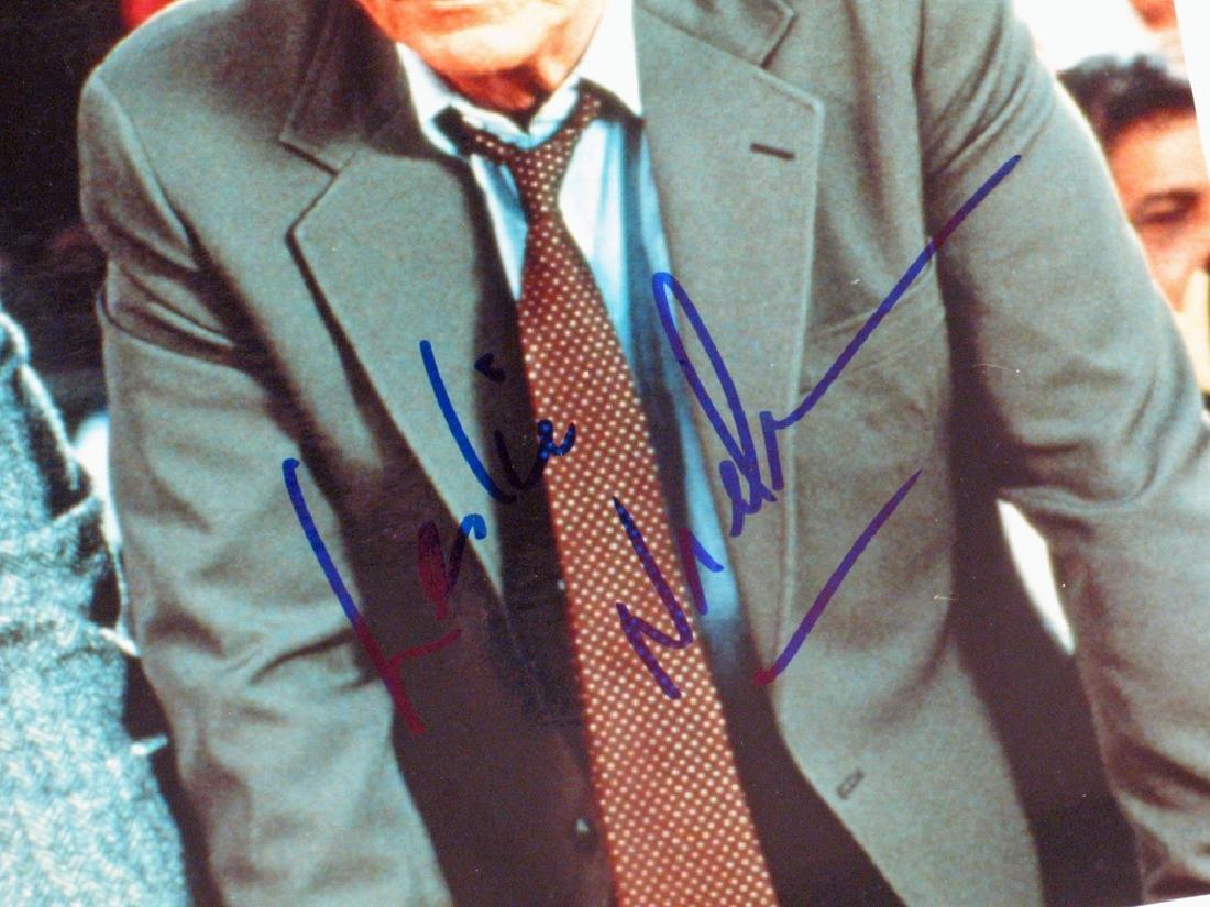 Leslie Nielson Autograph Lot - 4
