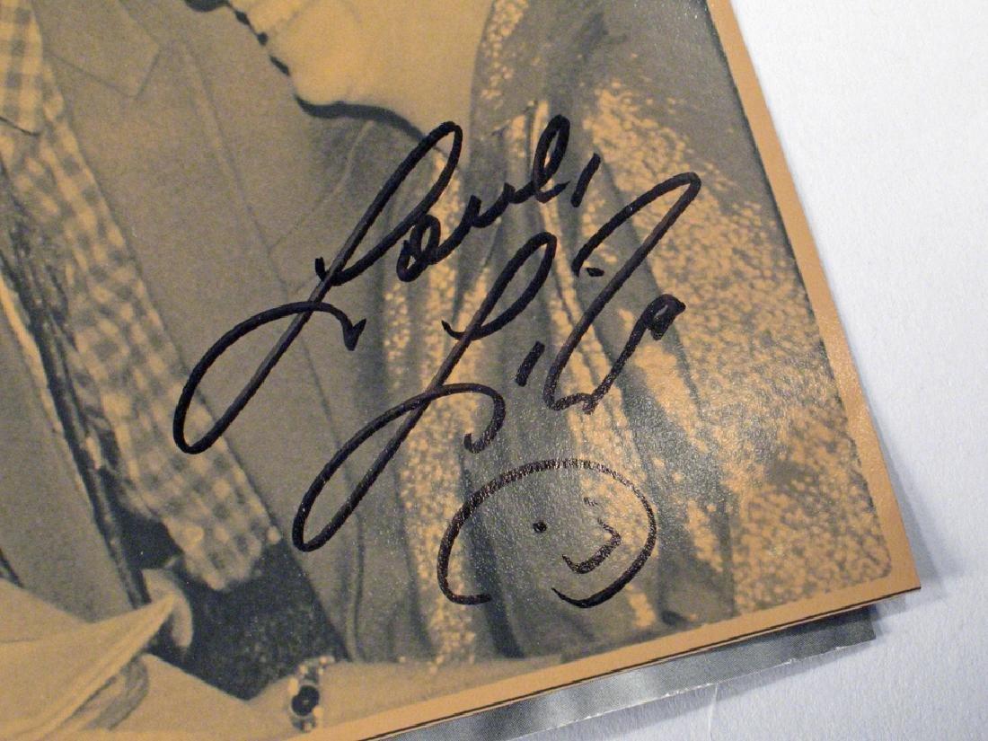 Liza Mineli Autograph Lot - 3