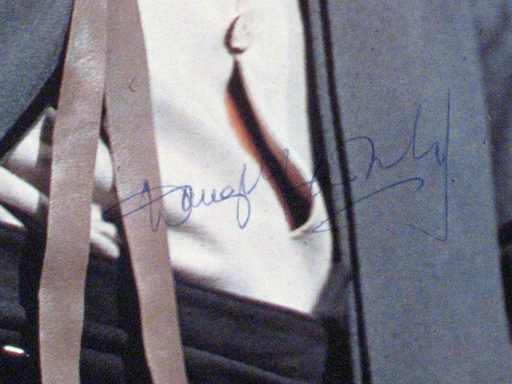 Douglas Fairbanks Autograph Lot - 3