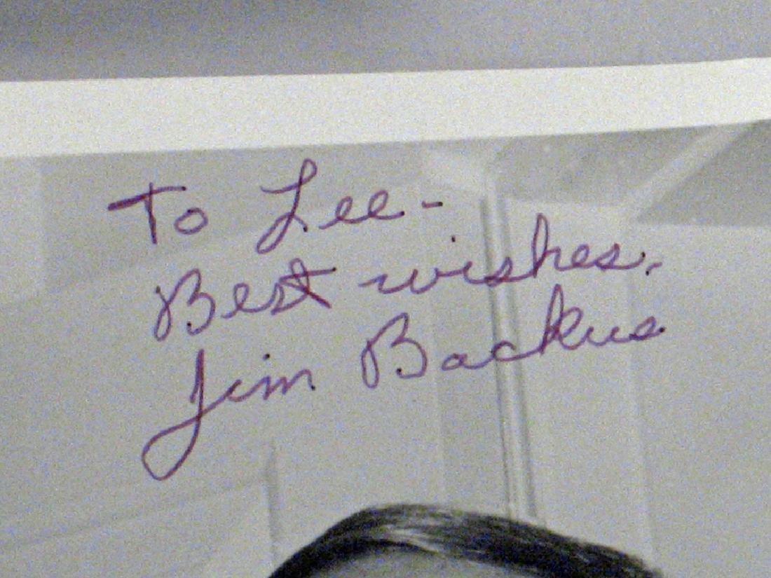 Jim Bachus Gilligans Island Fame Lot - 3