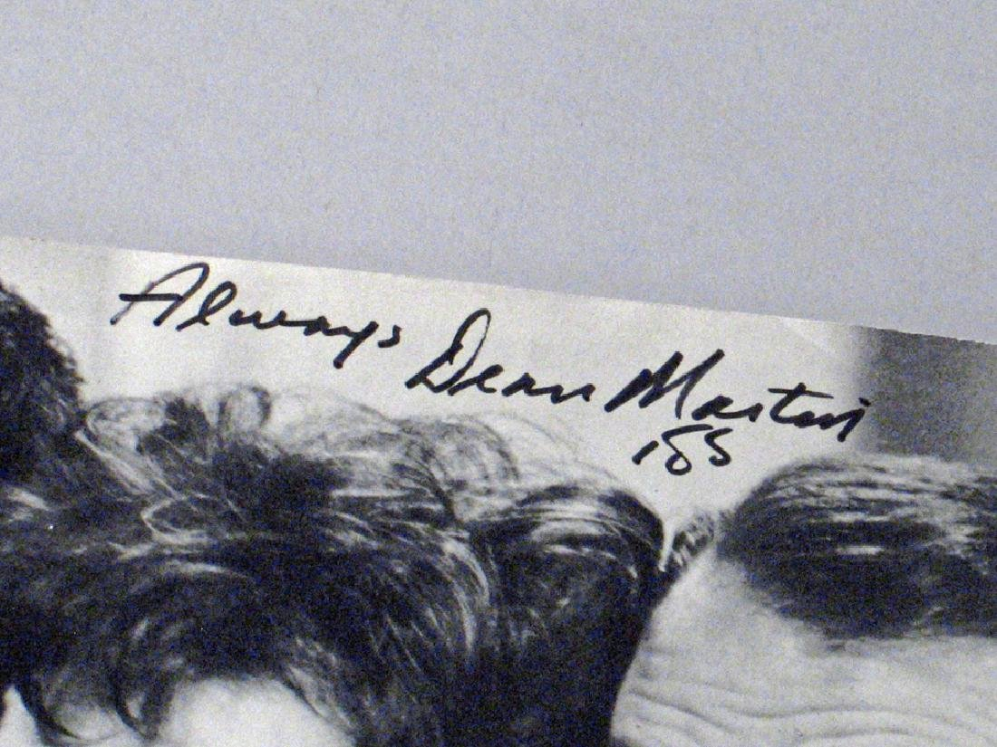 Dean Martin Autograph Lot - 4