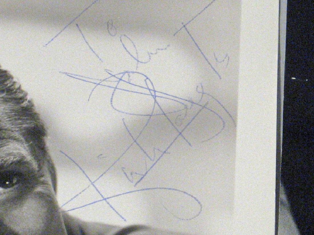 Kirk Douglas Autograph Lot - 5