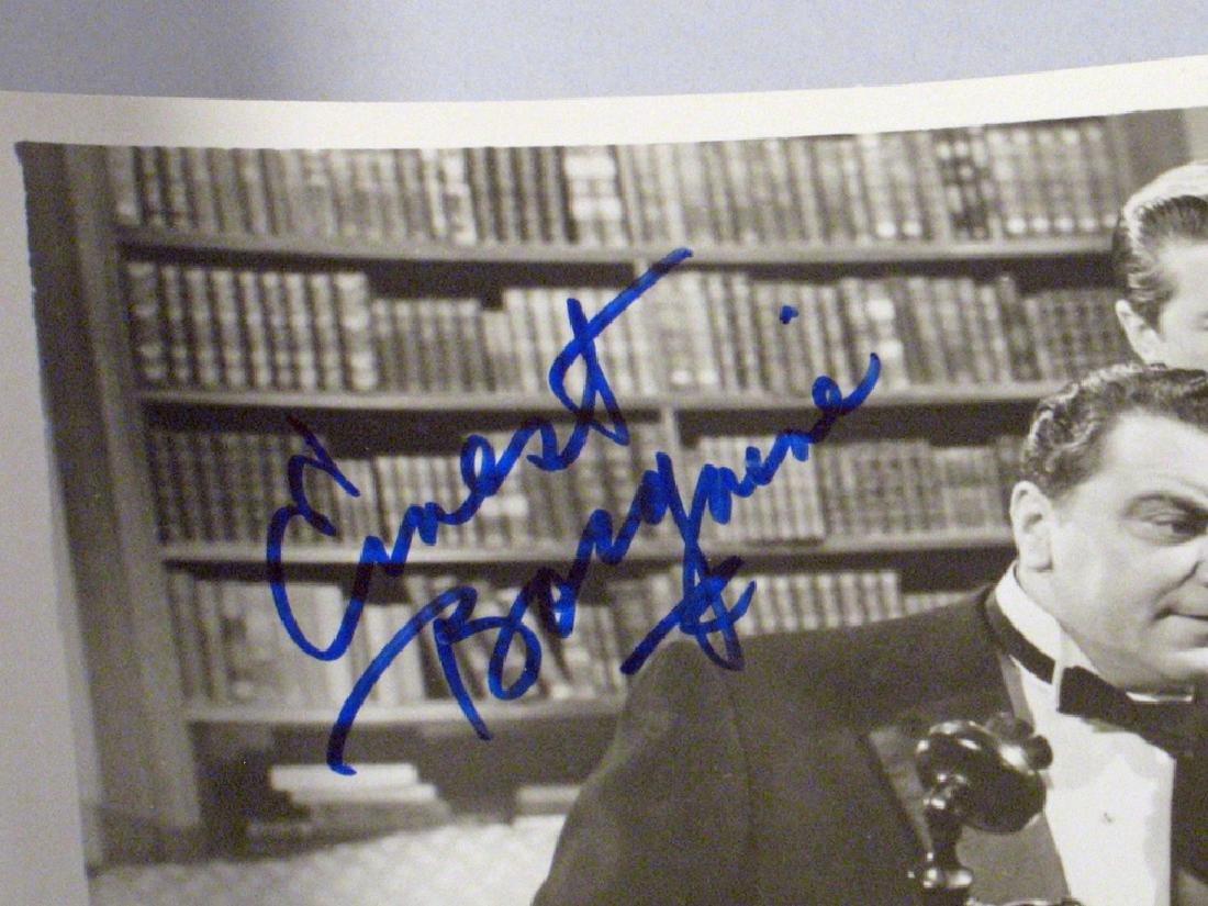 Ernest Borgnine Autograph - 4
