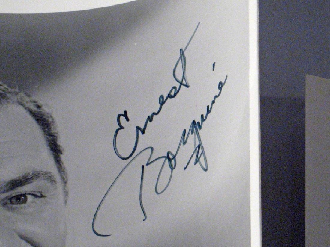 Ernest Borgnine Autograph - 5