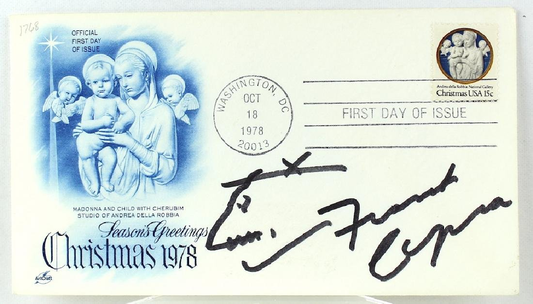 Frank Capra Its a Wonderful Life Signature