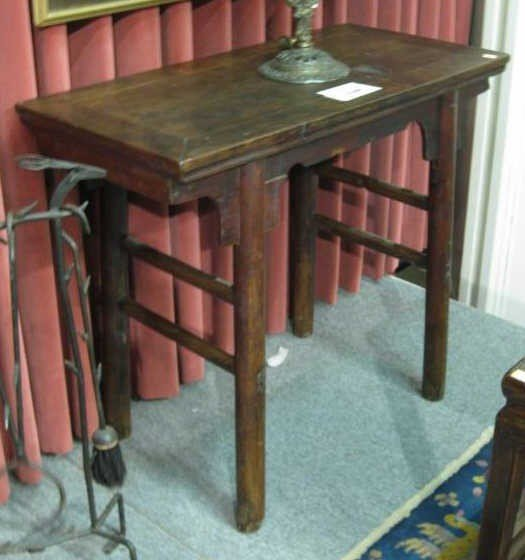 12A: CHINESE SCROLL TABLE
