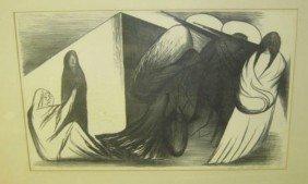 322: JOSE CLEMENTE OROZCO, MEXICAN (1883-1949)