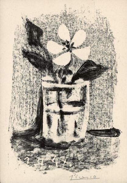 329: PABLO PICASSO, SPANISH (1881-1973)
