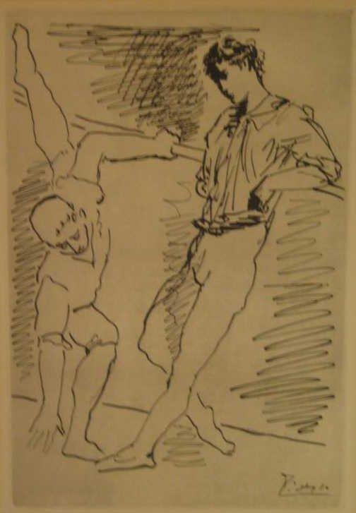 330: PABLO PICASSO, SPANISH (1881-1973)