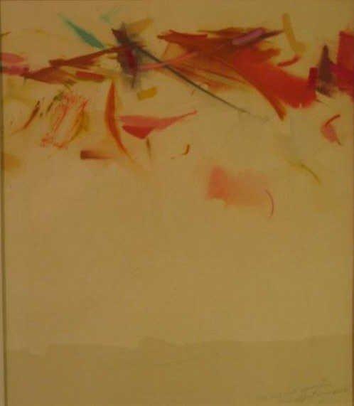 568: HOWARD JONES, AMERICAN (1922-1991)