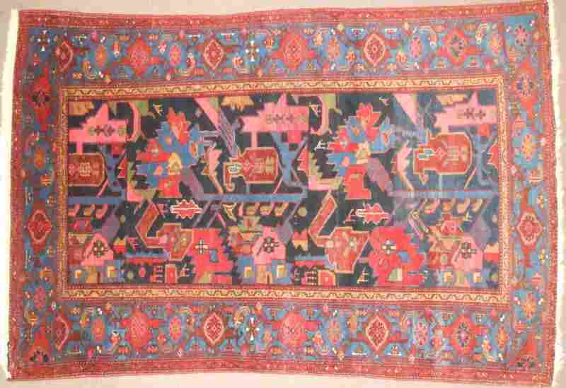768: PERSIAN AREA RUG