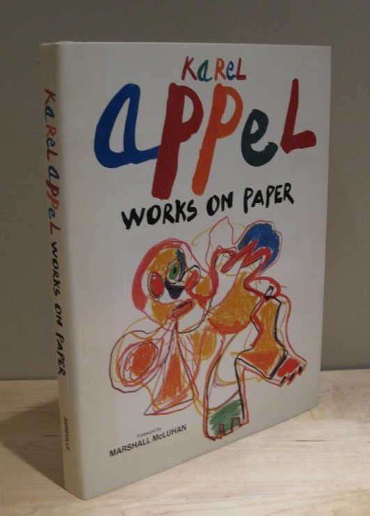 307: KAREL APPEL, WORKS ON PAPER
