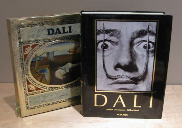 317: SALVADOR DALI, TWO VOLUMES
