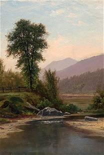 186: HERMANN HERZOG, AMERICAN/GERMAN (1832-1932)