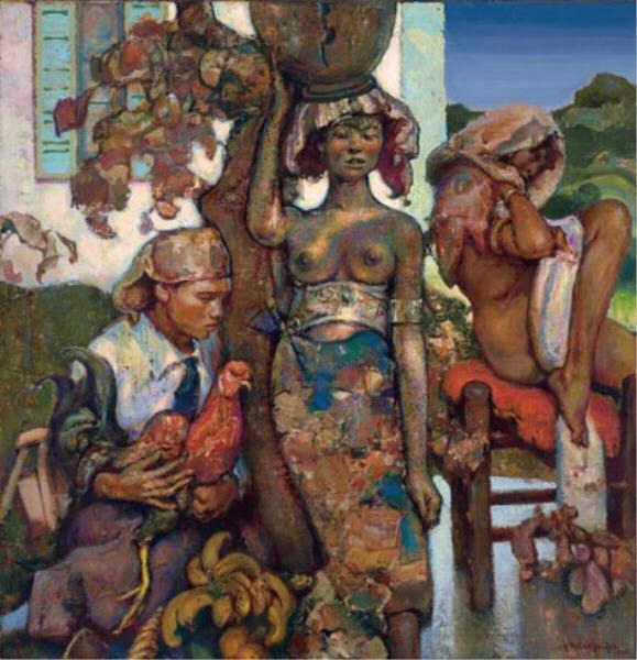 160: FRED GREENE CARPENTER, AMERICAN (1882-1965)