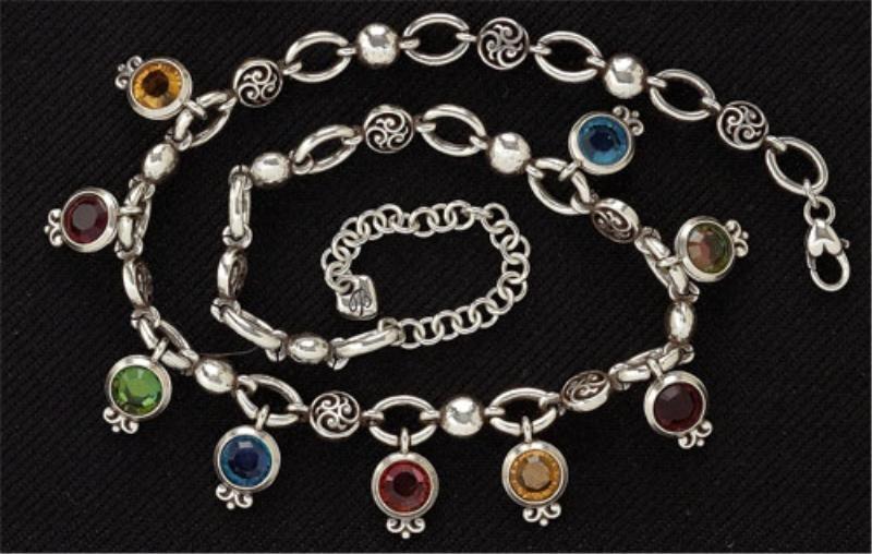 5: Europa Chain Necklace, Brighton