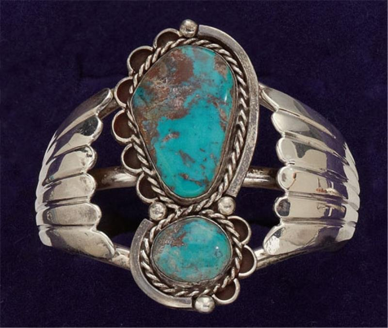 43: Turquoise Cuff