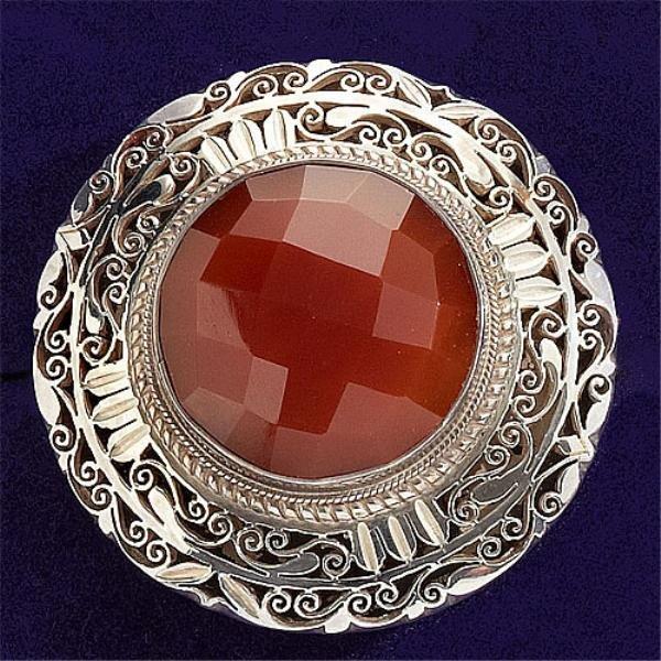 99: Carnelian ring
