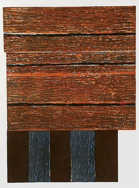 12: SEAN SCULLY, AMERICAN / IRISH (B. 1945)