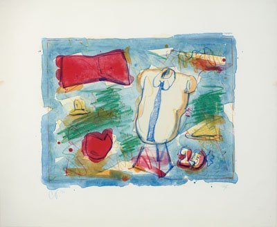 74: CLAES OLDENBURG, AMERICAN (B.1929)