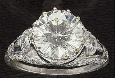 727: DIAMOND RING