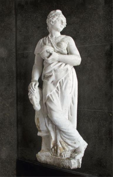 280: LEON POMAREDE (DESIGNED BY), AMERICAN (1807-1892)