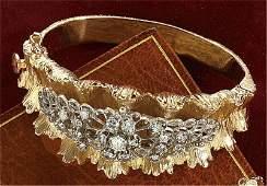 732: DIAMOND BRACELET