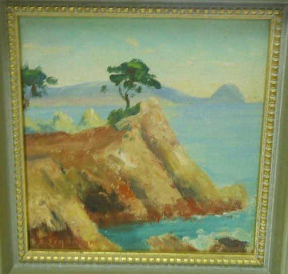 SARKIS ERGANIAN, AMERICAN (1874-1950)