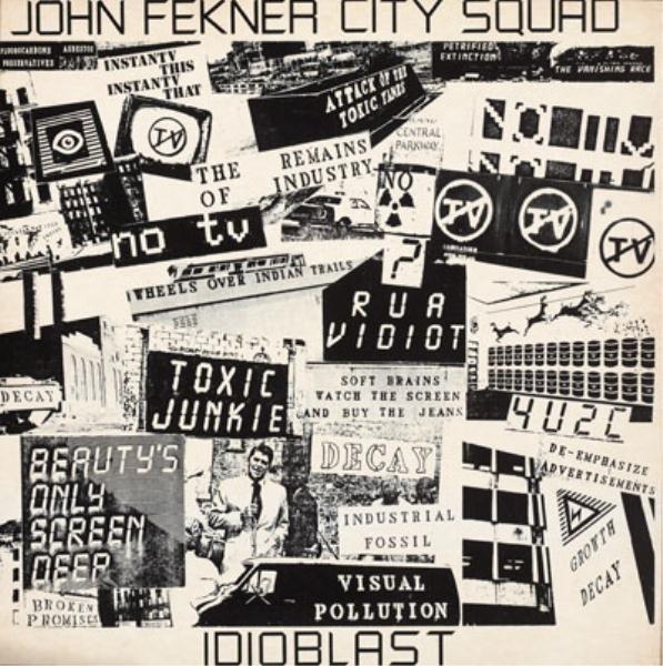 JOHN FEKNER, AMERICAN (B. 1950)
