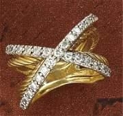DIAMOND RING, DAVID YURMAN