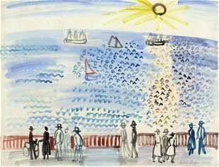 RAOUL DUFY, FRENCH (1877-1953)