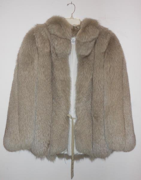 GROSVENOR FURS FOX JACKET