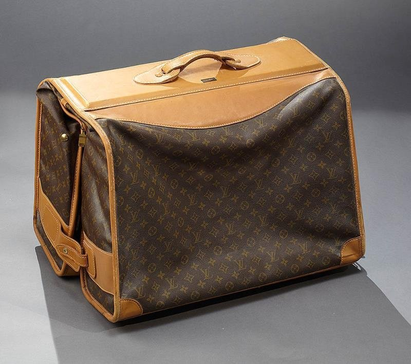 GARMENT BAG, LOUIS VUITTON