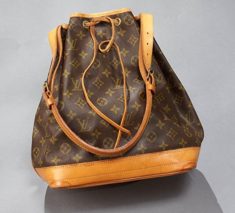 VINTAGE BUCKET BAG, LOUIS VUITTON