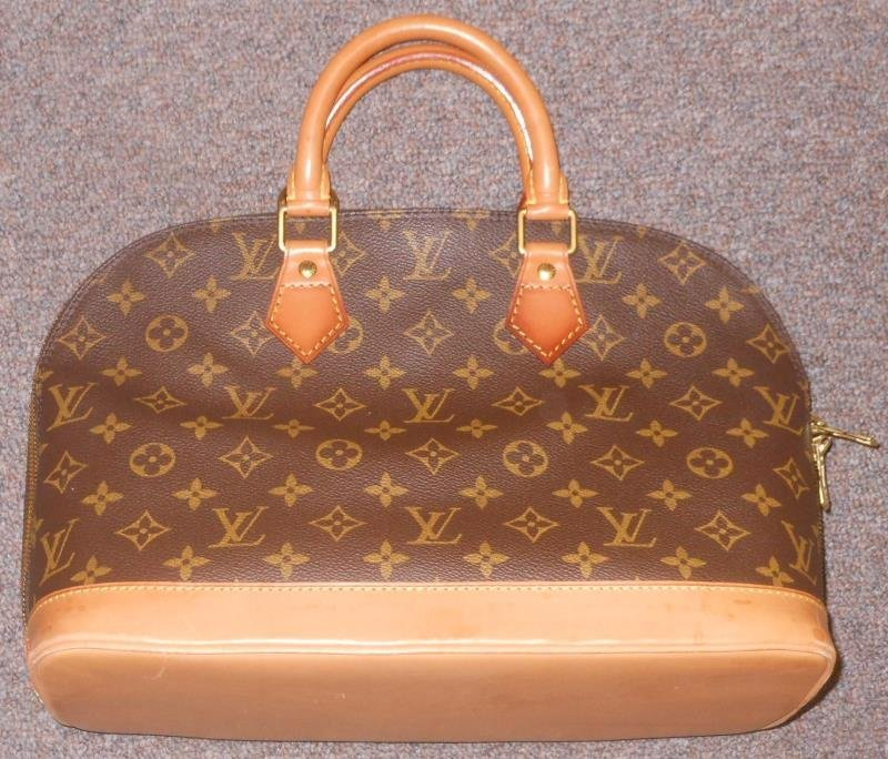 ALMA HANDBAG, LOUIS VUITTON